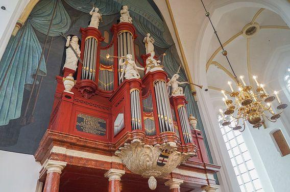 Rudolph Knol-orgel - Hasselt van M Van Rossum