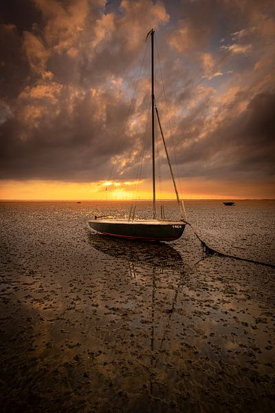Stilte voor de storm van Jan Koppelaar