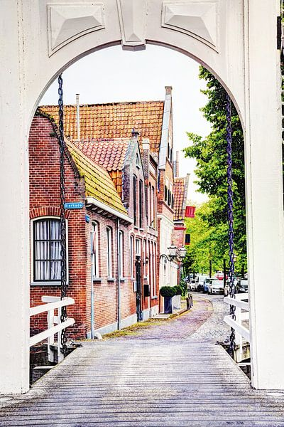 Hoorn Noord-Holland Nederland van Hendrik-Jan Kornelis