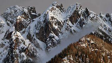 Cima Nove / Neunerköfele - Trentino-Alto Adige - Italië von Felina Photography