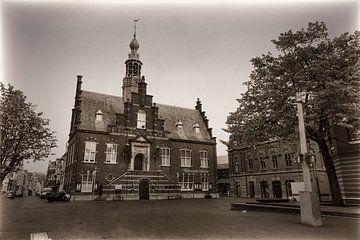 Museum am Purmerender Käsemarket sur Jan van der Knaap