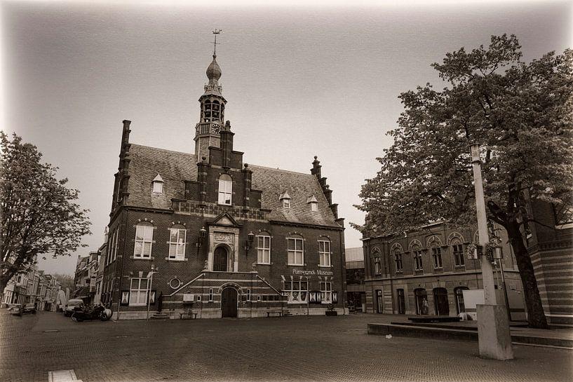 Museum aan de Kaasmarkt van Jan van der Knaap