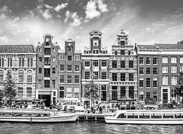 der Damrak in Amsterdam von Ivo de Rooij