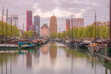 Haringvliet Rotterdam sur AdV Photography