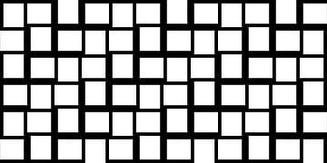 Permutatie | ID=08 | V=58 | 2:1 | 12x06 van Gerhard Haberern