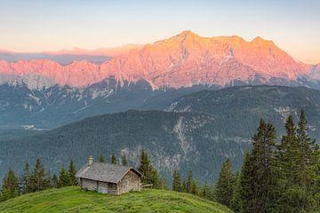 Schellalm in Beieren