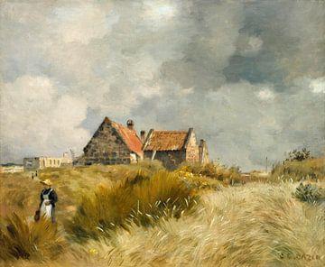 Ferienhaus in den Dünen, Jean Charles Cazin