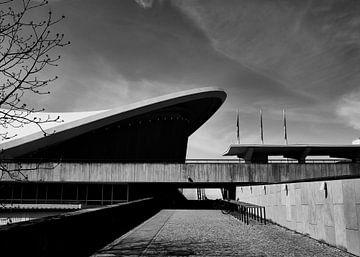 Haus der Kulturen der Welt II van Iritxu Photography