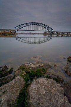 IJsselbrücke Zwolle von Dennie Jolink