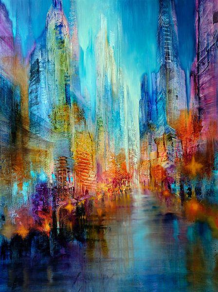 Big city von Annette Schmucker