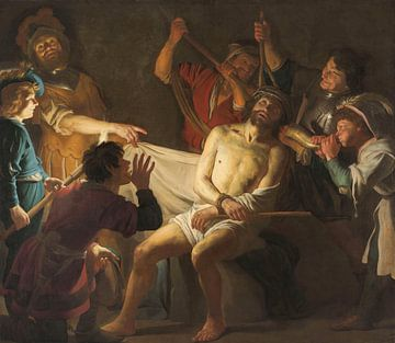 Die Dornenkrone Jesu, Gerard van Honthorst, um 1622