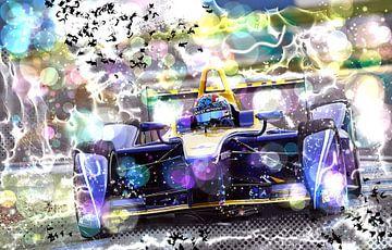 Formel E von Jean-Louis Glineur alias DeVerviers