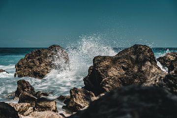 Woeste zee van