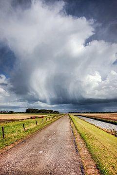 Zoals de wind waait, verwaait de wolk von Harrie Muis