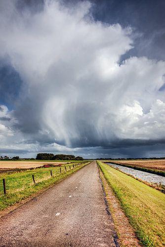 Zoals de wind waait, verwaait de wolk van Harrie Muis