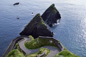 Dun Quin Pier, Ierland
