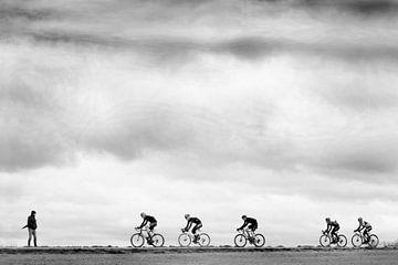 Kurs - Omloop het Nieuwsblad 2020 von Leon van Bon