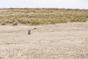 Het strand van Breskens van Joy Mennings