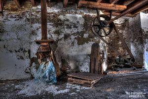 Urbex : vieux moulin