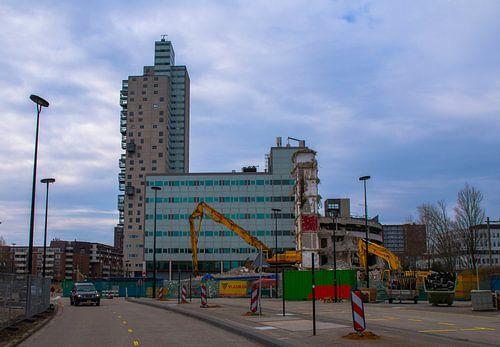 Spoorlaan Tilburg van