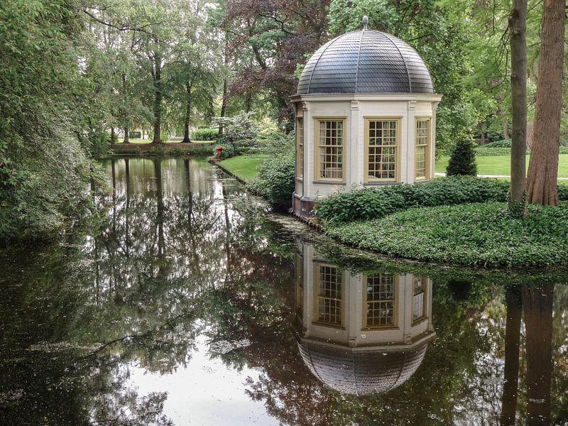 Theekoepel Kasteel de Vanenburg van Wilbert Van Veldhuizen