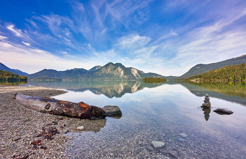 Walchensee sur Einhorn Fotografie