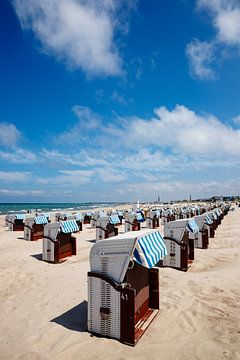 Strandkörbe von Marco Kost