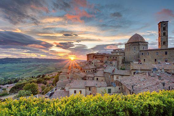 Volterra in Tuscany
