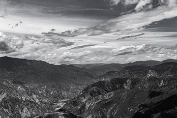 Chicamocha Colombie