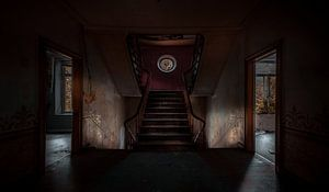 Symmetrisches Treppenhaus