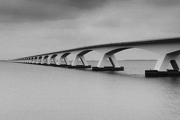 Brücke von Jeannette Kliebisch