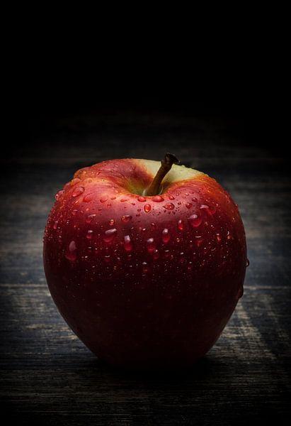 Sappig appeltje van Robert van den Baar