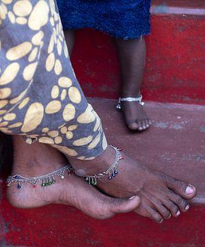 Ornementation des pieds sur Affectfotografie