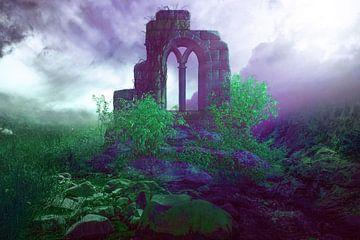 Meine Stadt der Ruinen. (Bruce Springsteen) von Rudy en Gisela Schlechter