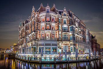 Hotel De L'Europe Amsterdam van Stad in beeld
