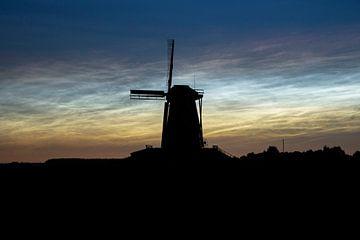 Leuchtende Nachtwolken von Erwin Klein