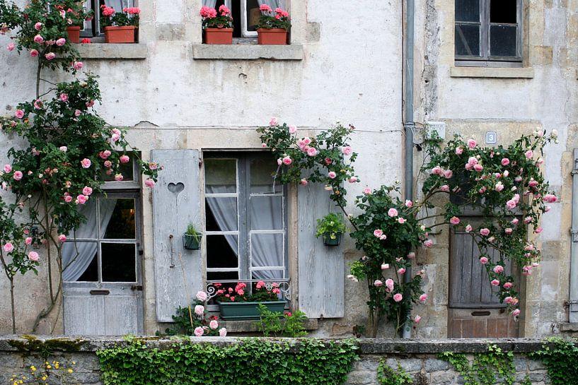 het rozenhuis van Yvonne Blokland