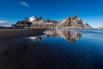 Schwarzer Strand von Stokksnes von Denis Feiner