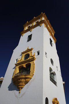 Turm von Sevilla von EFFEKTPHOTOGRAPHY.nl