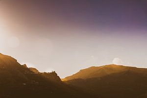 Karpathos bergen