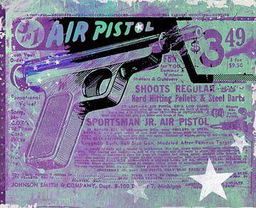 Luftpistole von Teis Albers