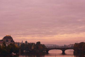 Prague memories sur Manon Sloetjes