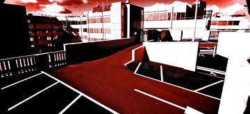 parkeerplek van MartinJan Gaasbeek