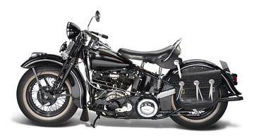 Moto Harley-Davidson sur Achim Prill