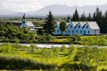 Þingvellir sur Joep de Groot