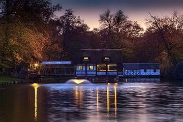 Bootshauspark von Brasschaat von Bruno Hermans