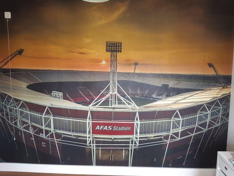 Kundenfoto: Afas Stadion Alkmaar von Mario Calma