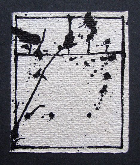 Inkt 3 van Kuba Bartyński