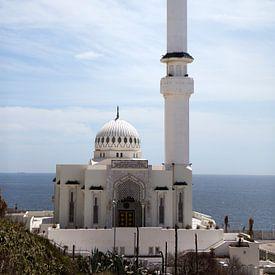 Gibraltar moskee van Kees van Dun