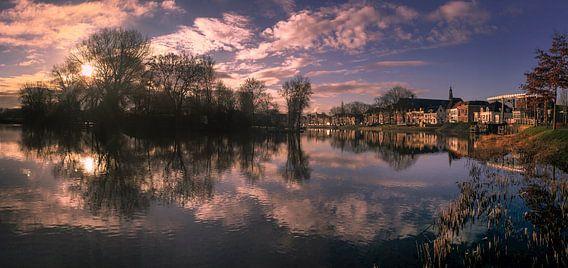 De Waterpoort van Weesp